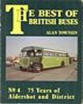 The Best of British Buses No 4, 75 Years of Aldershot & District