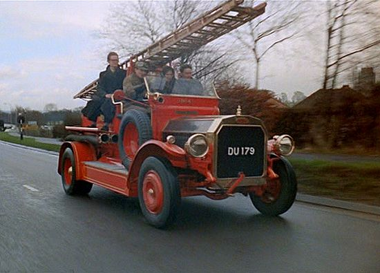 1914 Dennis N Fire engine